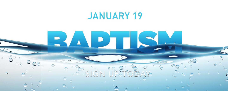 Baptism Sign-Up